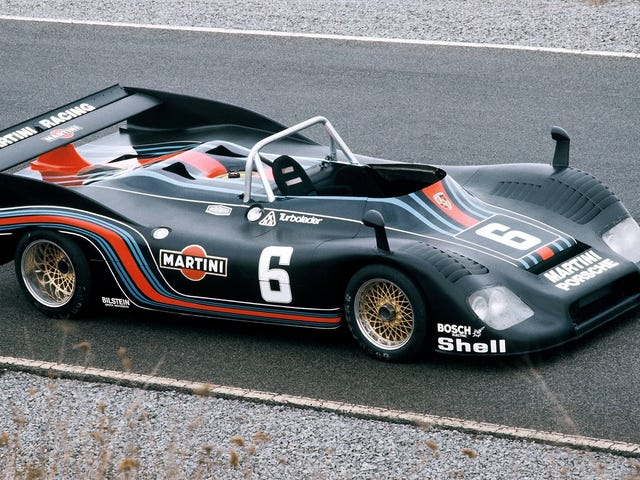 The Story of the Porsche 'Black Widow'
