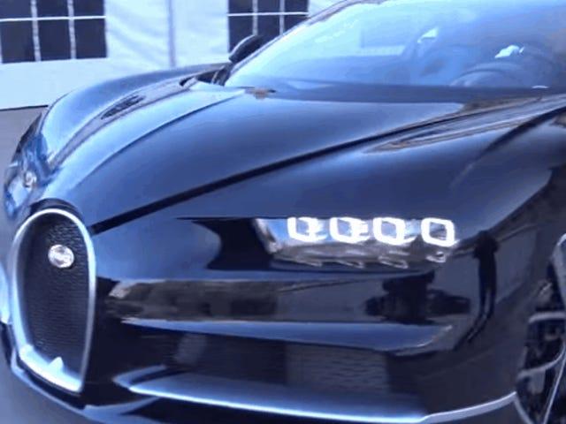 Som en impresionante suena el motor de 1500 caballos de auto de 3 millones de dólares
