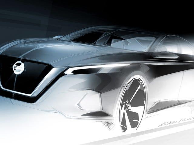 The 2019 Nissan Altima Also Brings Semi-Autonomous Tech To The Masses