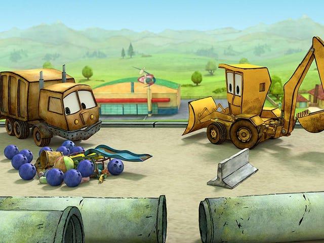 'Stinky & Dirty Show' lærer børn at spørge, 'Hvad hvis'?