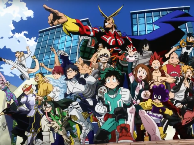 My Hero Academia Is Superhero Anime For People Tired Of Superheroes