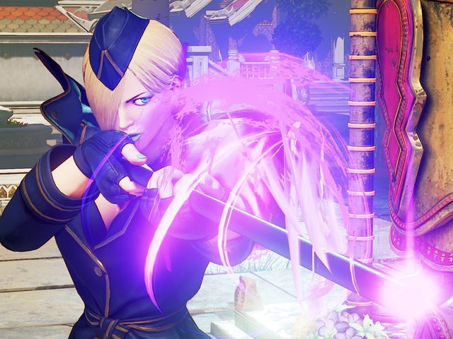 Justin Wong Won A Major Tournament With Street Fighter V's Newest (And Allegedly Worst) Character