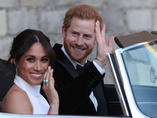 Meghan and Harry are Going on Their Honeymoon in the Most Romantic Place in the World