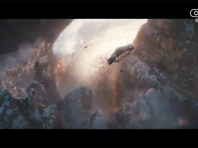 One ofSolo: A Star Wars Story's Giant ExplosionsWas Inspired Bythe Slow Mo Guys on YouTube