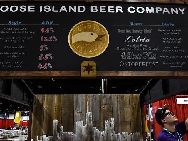 Biereiswagen lindert das Leiden der unter Quarantäne gestellten Chicagoer