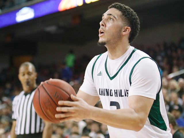 LiAngelo Ball Among Trio Of UCLA Players Arrested For Shoplifting On China Trip [Update]