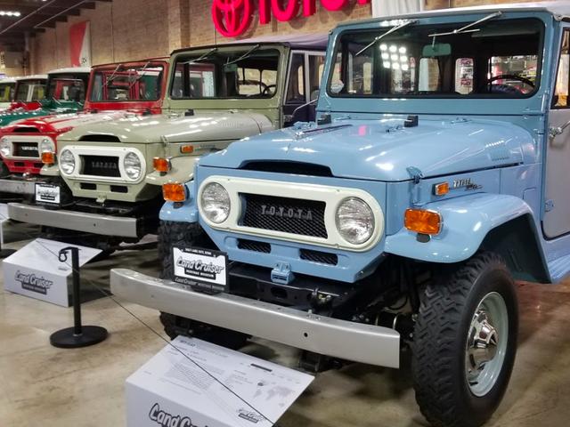 Toyota Land Cruiser FJ40'ın Büyüleyici Donanımlarından Bazılarına Bir Bakış