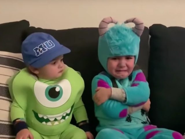 The kids are getting way more pissed in Jimmy Kimmel's annual post-Halloween prank