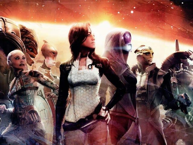 <i>Mass Effect 2</i> är gratis just nu