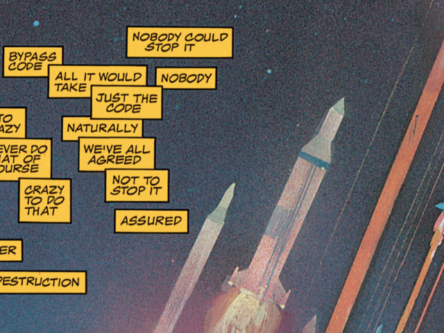 This 1986 Frank MillerElektra ComicFeels Uncomfortably Prescient