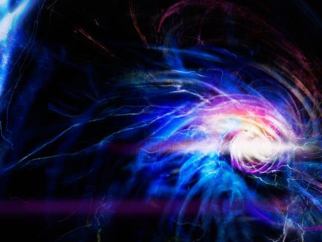 Các nhà khoa học làm mẫu bóng hiếm bằng sự trợ giúp từ quasiparticle 'Skyrmion'