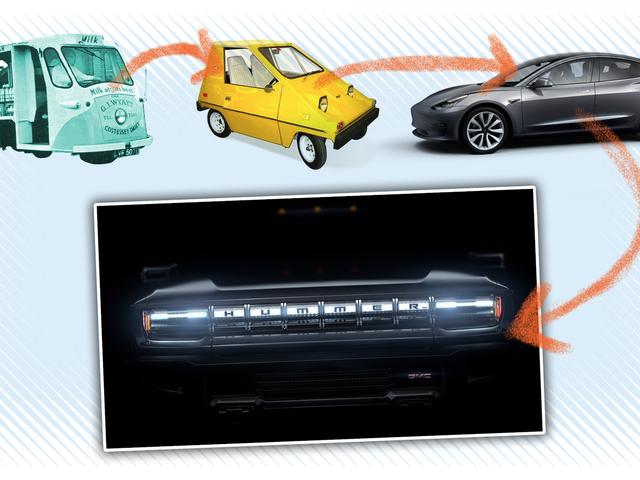 อย่างจริงจัง Hummer ไฟฟ้าคือการเปลี่ยนแปลงทั้งหมดในวิธีที่เราคิดเกี่ยวกับ EVs