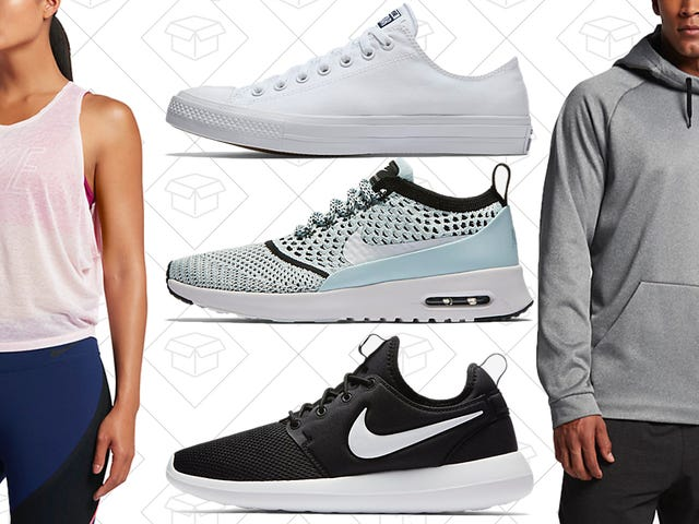 Get Ready to Sweat With An Extra 20% Off Nike Clearance