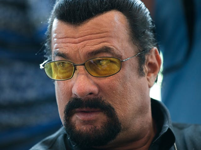 Steven Seagal Endorses Shady ICO for 'Bitcoiin' Because We Live in Hellworld [Updated]
