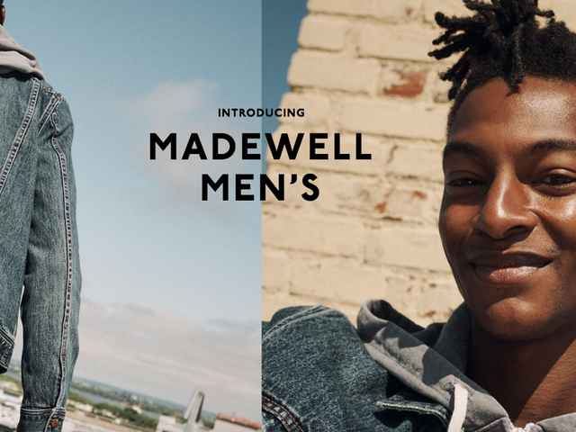 Madewell Now Manwell
