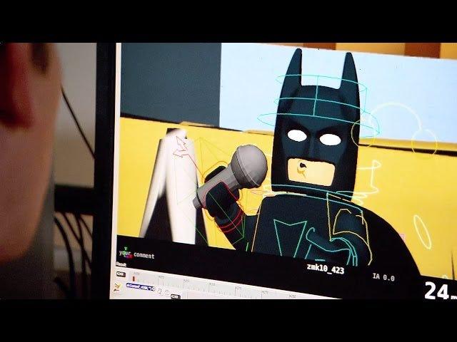 Thánh thần ơi, tôi không có ý tưởng The LEGO Movie quá khó để làm