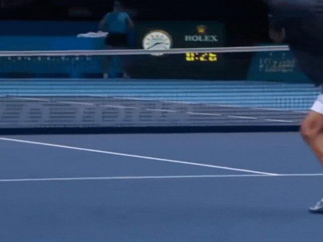 Mohon Bozo Dapat Fed Kepada Novak Djokovic
