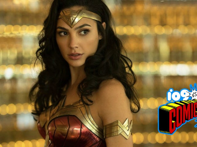 We Saw the First, Very Playful, Footage of<i>Wonder Woman 1984 </i>at Comic-Con