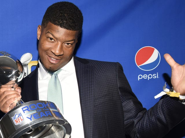 Jameis Winston Under Investigation in Grabbing of Uber Driver's Crotch