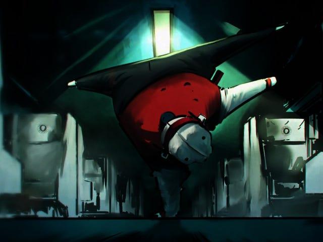 Felix, o Ceifador, é um concurso de quebra-cabeças sobre mortes horríveis