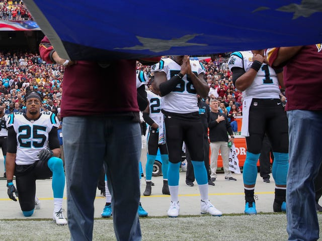 Eric Reid vs. Malcolm Jenkins Is What Happens When Black Lives Matters Confronts All Lives Matter
