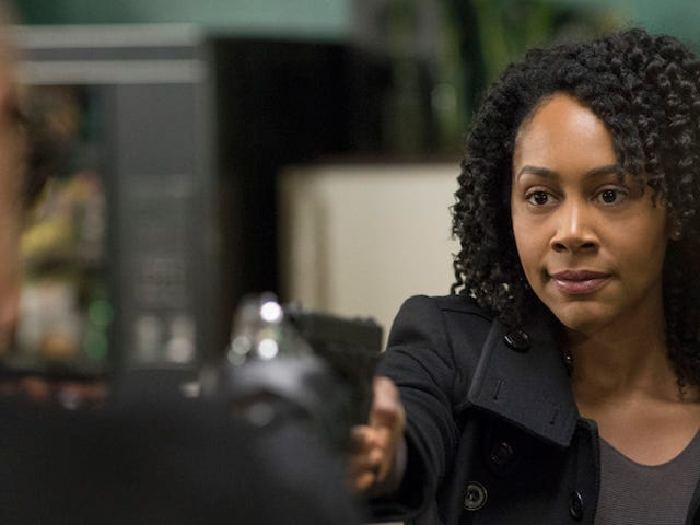Our First Look at Luke Cage's Second Season Is All About Misty Knight's New Arm