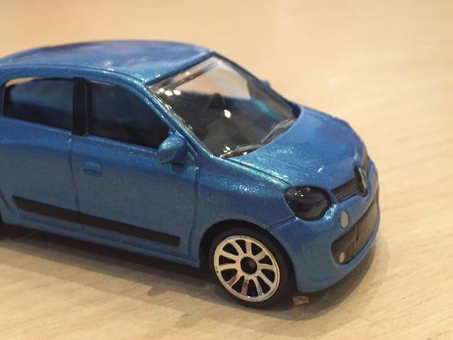 Sexta-feira francesa: Majorette Renault Twingo