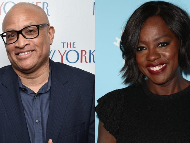 Viola Davis and Larry Wilmore Are Producing the TV Show Black Don't Crack