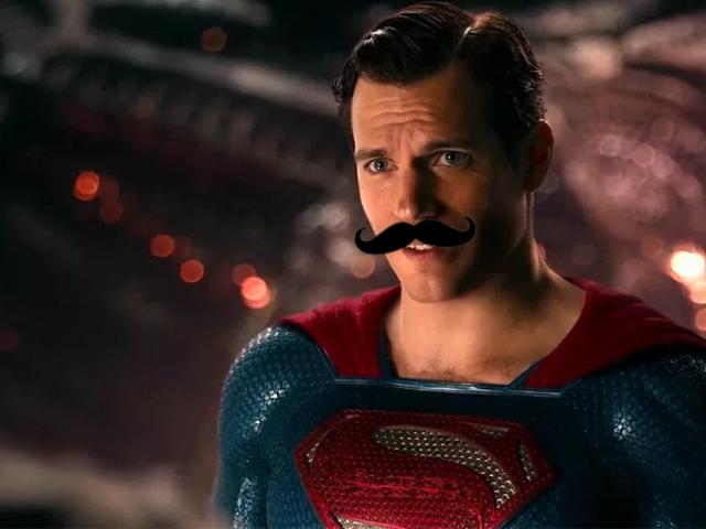 RIP Henry Cavill's Mustache, 2017—2018