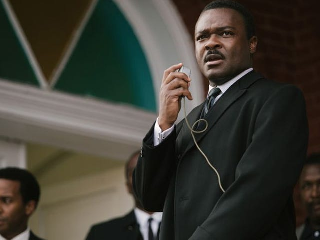 Selma's David Oyelowo on the challenges of playing Dr. Martin Luther King Jr.