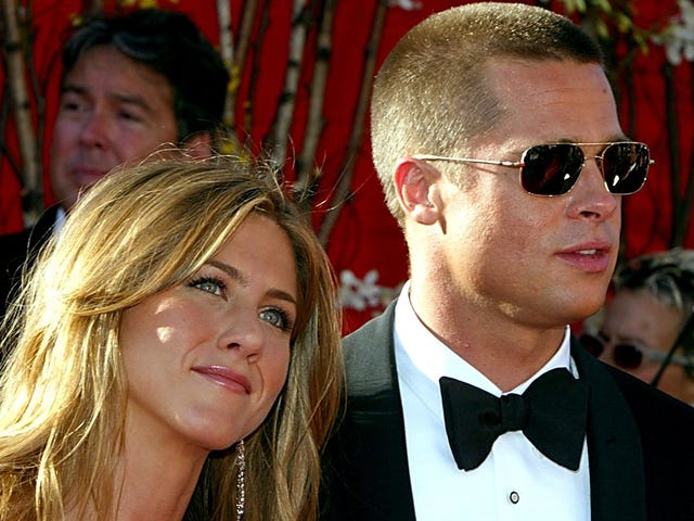 Brad Pitt Was at Jennifer Aniston's Birthday Party, Along With the Rest of Hollywood