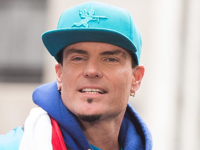 Yes, Vanilla Ice Really Was on That Quarantined Flight From Dubai