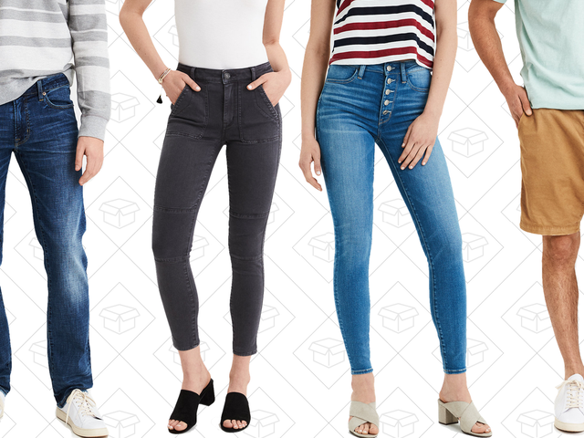 Get Jeans and Shorts For Every Day of The Week With American Eagle's BOGO 50% Off Sale