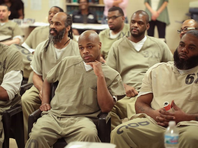 Cook County Jail Will Become a Polling Station for Pretrial Detainees