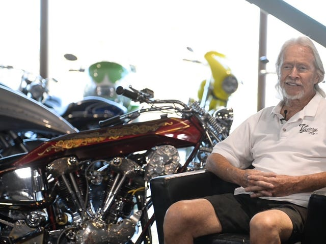 Arlen Ness, Legendary Custom Motorcycle Builder, Dies At 79