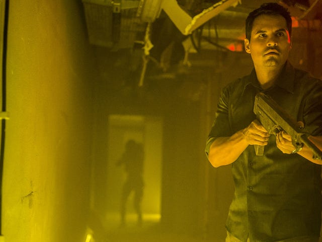 Ant-Man's MichaelPeñaSaves the World in Netflix's FirstExtinction Trailer