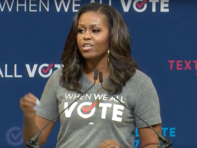 Michelle Obama and When We All Vote Unveil New Site That Helps You Cast Your Midterm Ballot