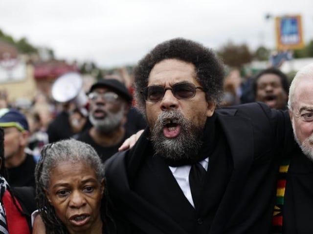 Cornel West reagerer (indirekte) på Facebook til Michael Eric Dysons kritik