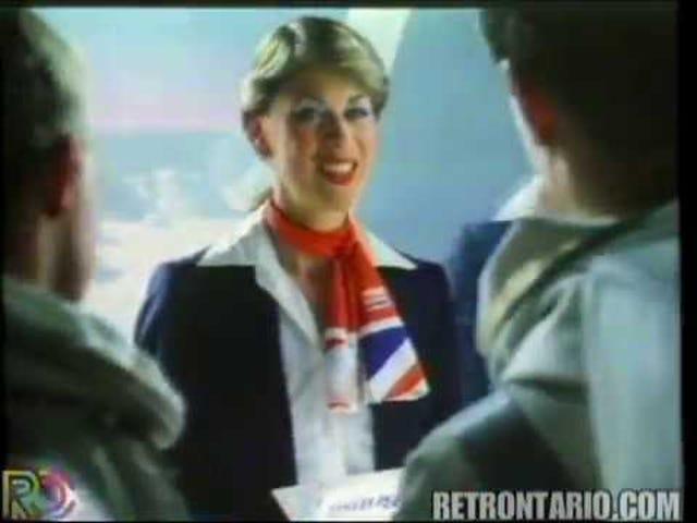 British Airways on the Moon