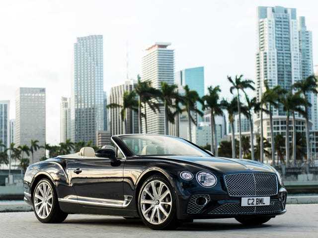 What Do You Want To Know About The Bentley Continental GT V8 Convertible?