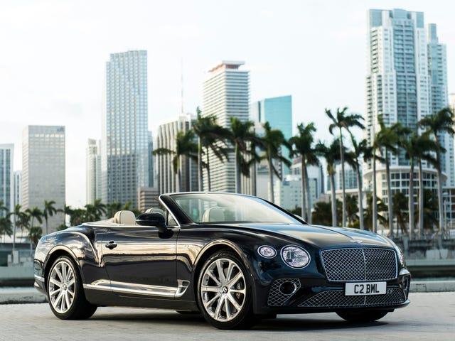 Apa yang Ingin Anda Ketahui tentang Bentley Continental GT V8 Convertible?
