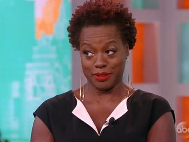 """Viola Davis reagiert auf den Ruf """"weniger klassisch schön"""": """"Sie definieren Sie"""""""