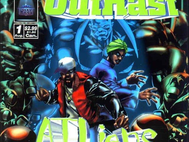 Outkast, os irmãos de hip-hop de outro planeta, e as estrelas por trás de ATLiens: Onde eles estão agora?