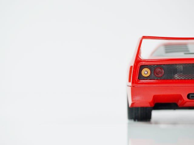LaLD Car Week: ฟรีสำหรับทุกวันศุกร์ - 1/43 Herpa Ferrari F40