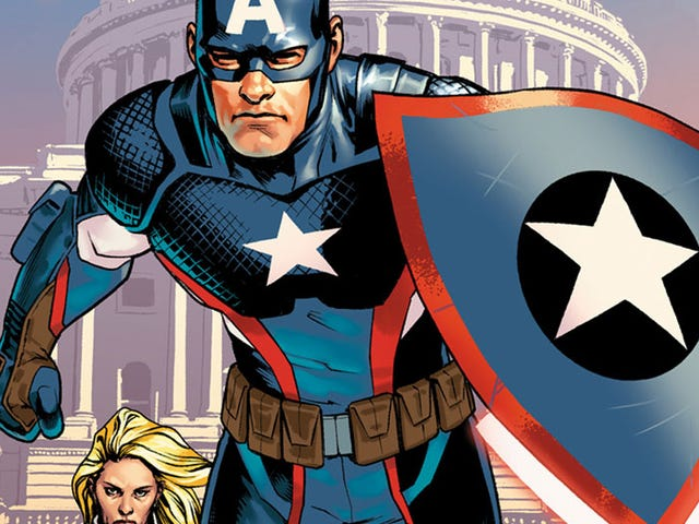 The Original Captain America Is Coming Back