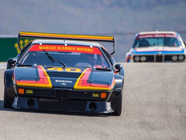Rolex Monterey Motorsports Reunion (150+ photos)
