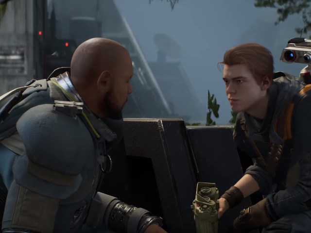 The First Gameplay Footage From Star Wars Jedi: Fallen Order Takes the Rebellion to Kashyyyk [Updated]