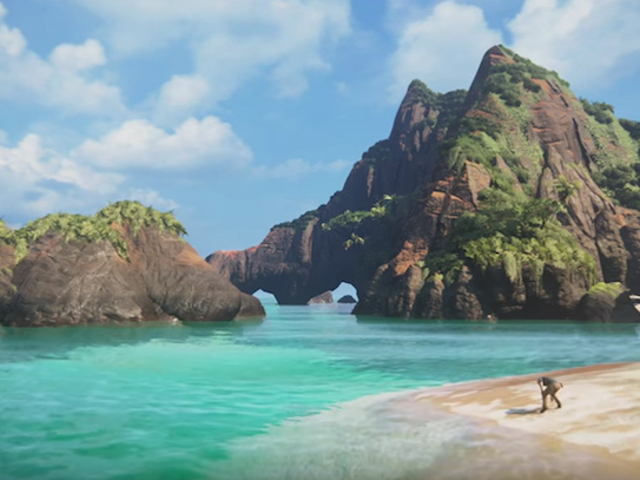 Yap, <i>Uncharted 4</i> Looks Incredible