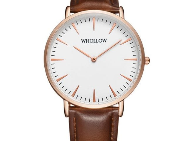 30% Off on Luxury Whollow Watches