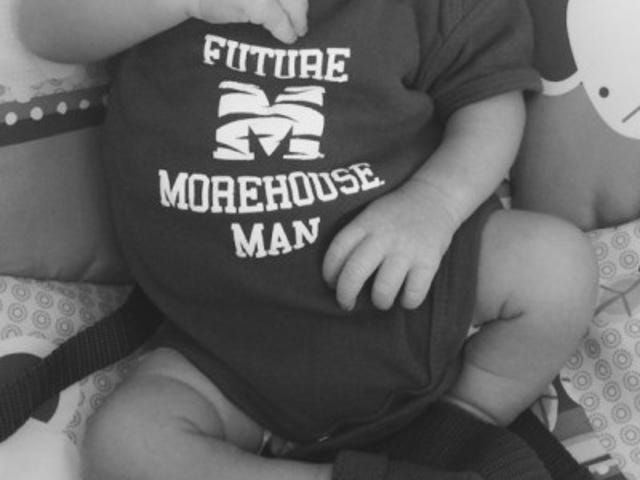 My Son, A Future Morehouse Man, Will Be A Rapper. At Least For A While.